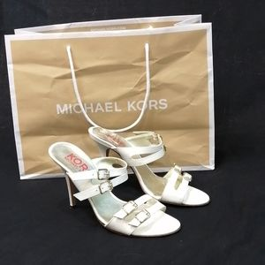 Kors by Michael Kors White Patent Leather …